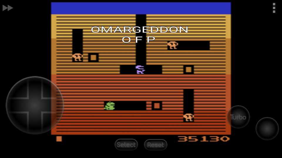 omargeddon: Dig Dug (Atari 2600 Emulated) 35,130 points on 2016-10-13 15:28:26