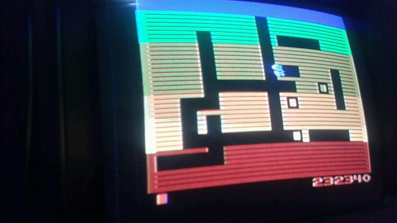 BabofetH: Dig Dug (Atari 2600) 232,340 points on 2020-06-12 14:54:27