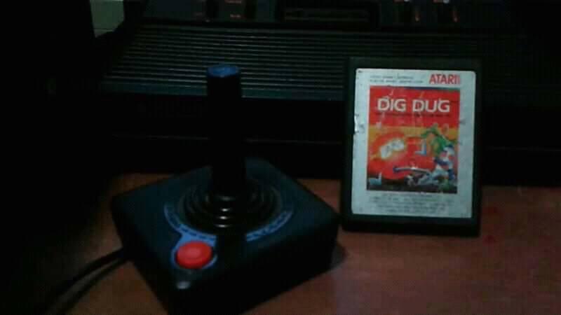 Dig Dug 232,340 points