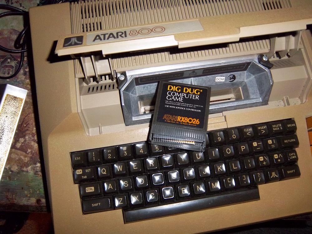 darthkur: Dig Dug (Atari 400/800/XL/XE) 108,710 points on 2016-04-14 19:15:44