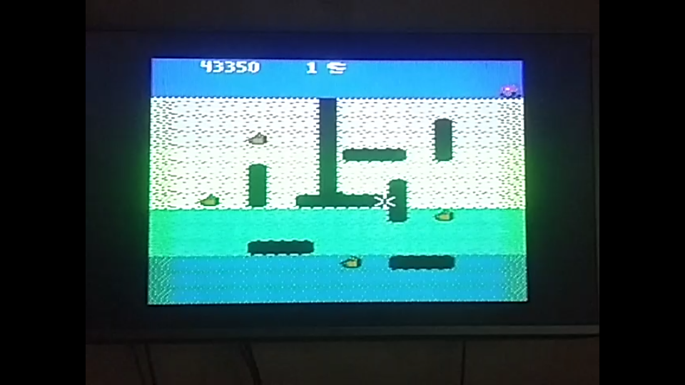 omargeddon: Dig Dug (Atari 400/800/XL/XE) 43,350 points on 2018-03-31 18:46:24