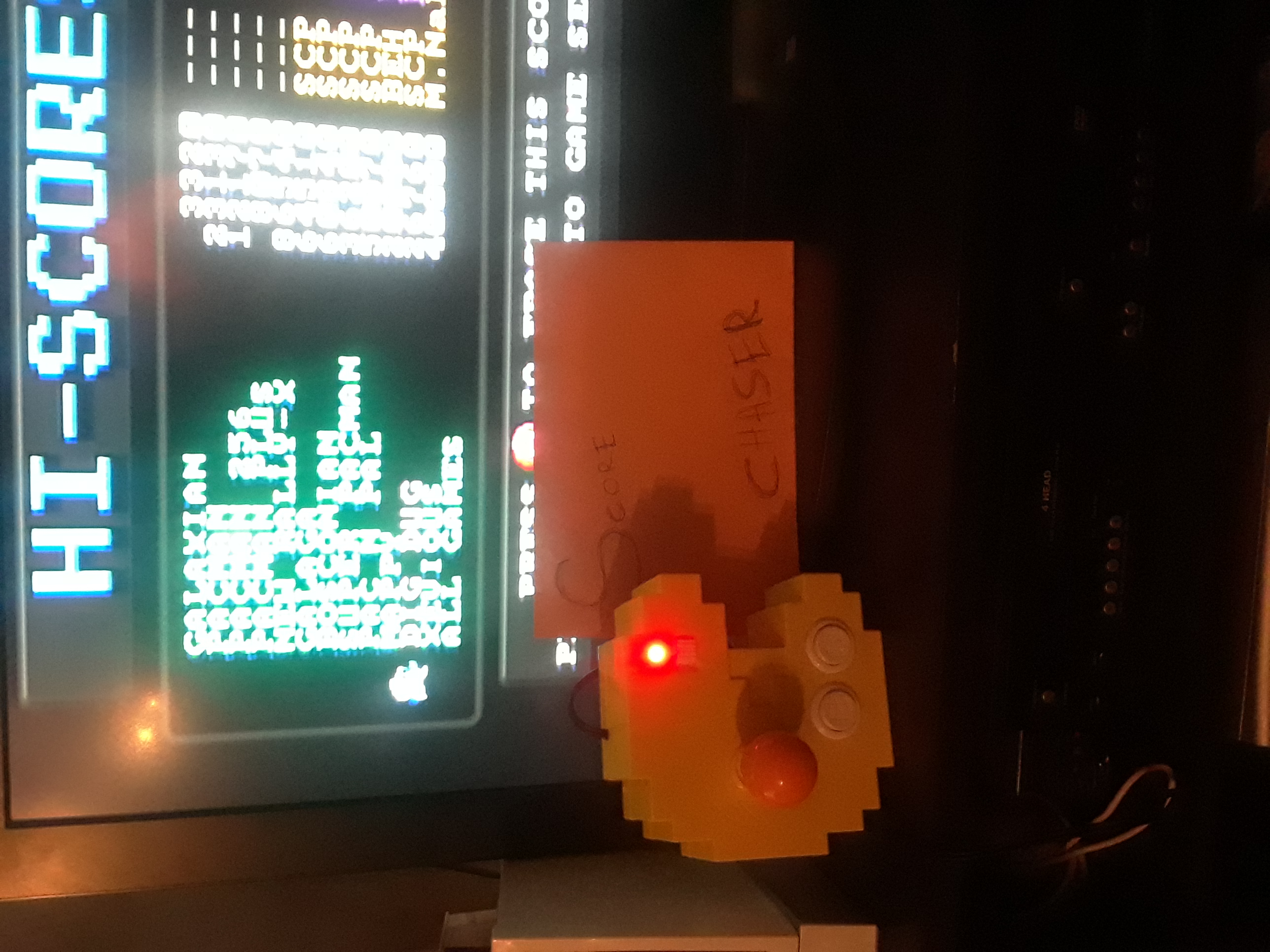 Scorechaserpony: Dig Dug (Bandai Pac-Man Connect and Play) 26,760 points on 2018-05-03 18:08:40