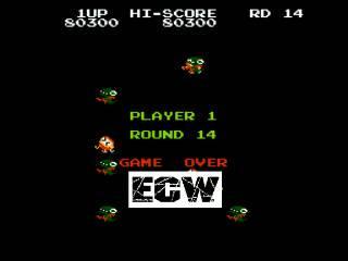 ecworiginal: Dig Dug II (NES/Famicom Emulated) 80,300 points on 2016-03-14 15:40:02