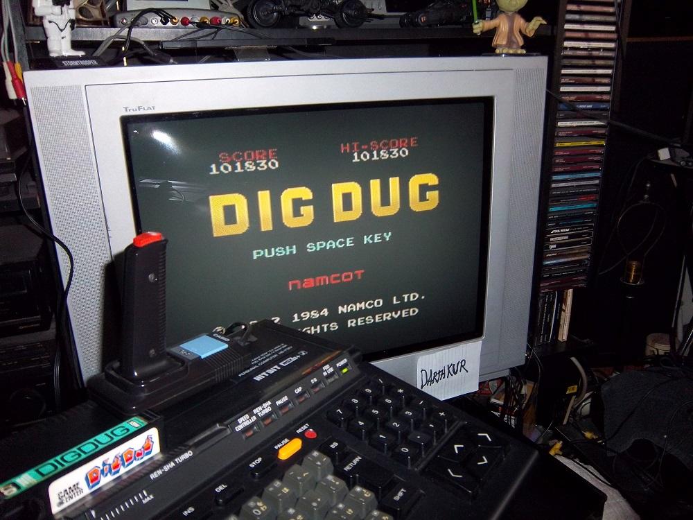 darthkur: Dig Dug (MSX) 101,830 points on 2016-03-10 18:26:47