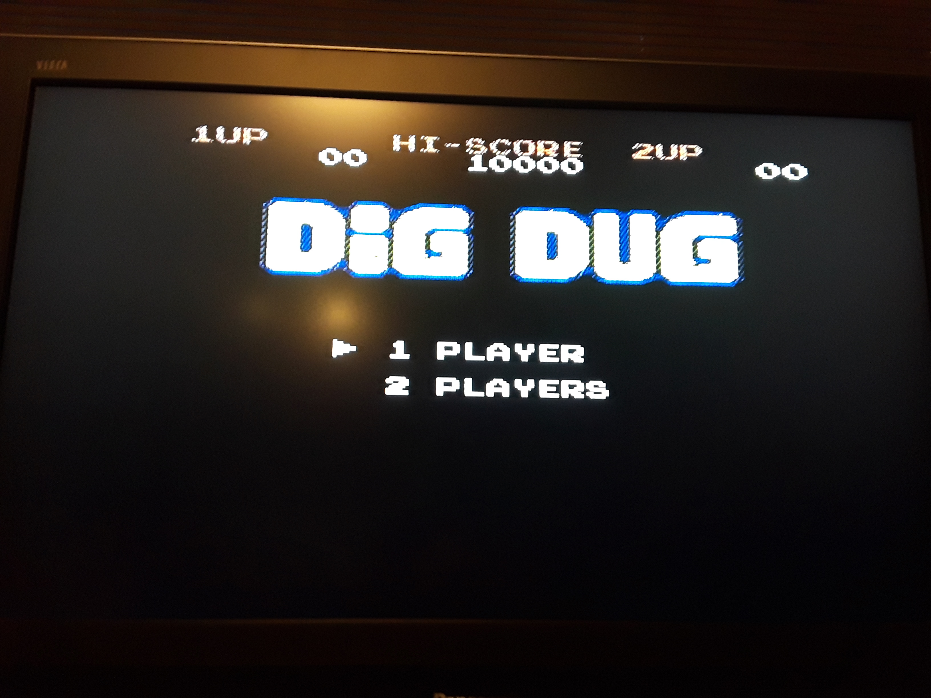Dig Dug 2,580 points