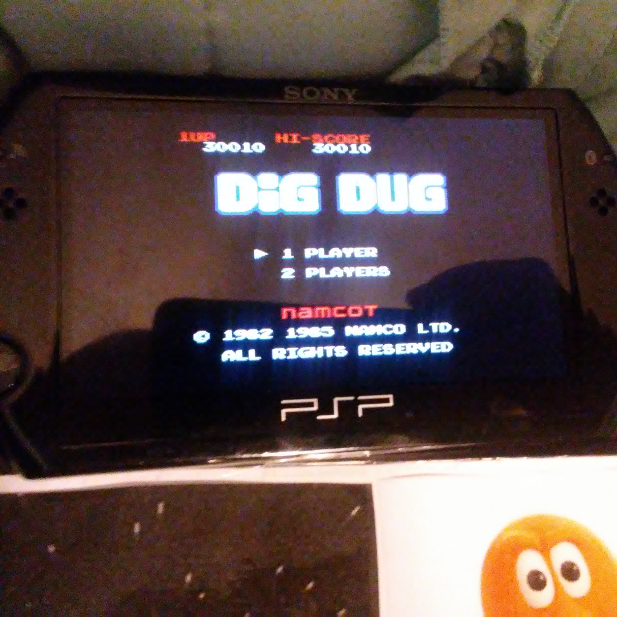 Pjsteele: Dig Dug (NES/Famicom Emulated) 30,010 points on 2018-02-07 20:54:15