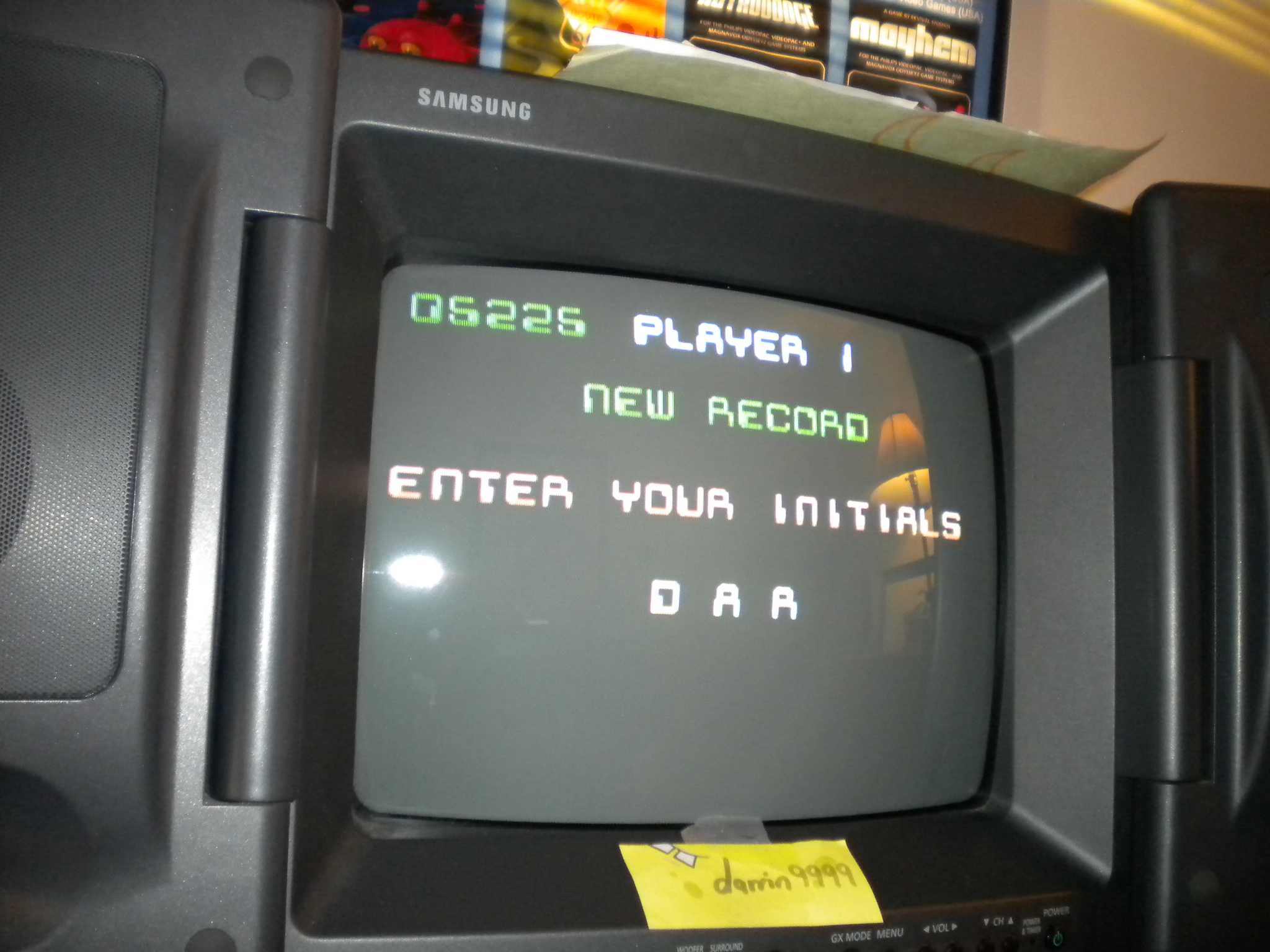 darrin9999: Digger (Colecovision) 5,225 points on 2016-11-12 15:38:40