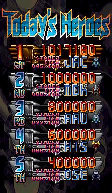 jacnoronha: Dimahoo [dimahoo] (Arcade Emulated / M.A.M.E.) 1,017,180 points on 2019-05-23 16:43:47