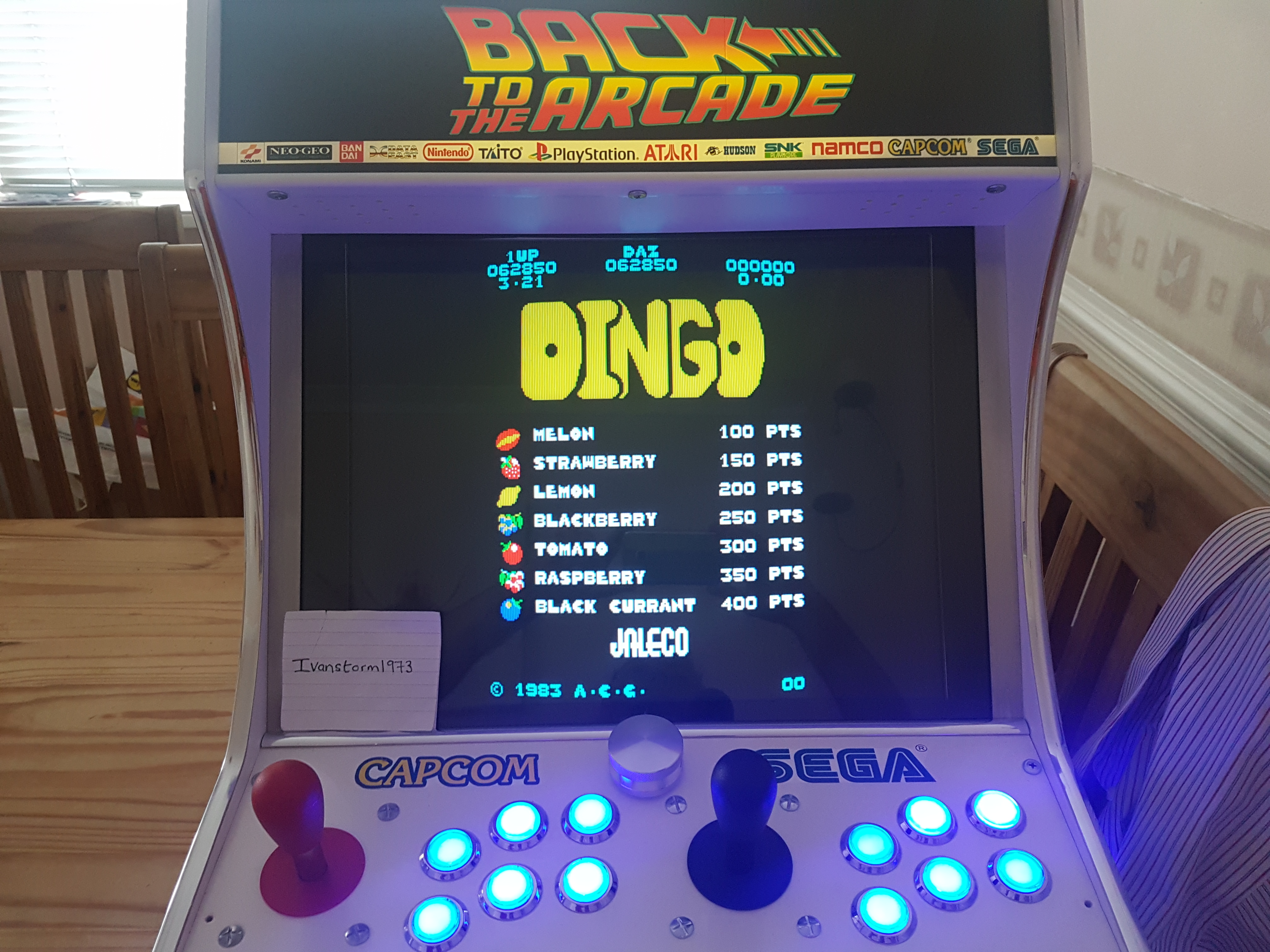 Dingo [dingo] 62,850 points