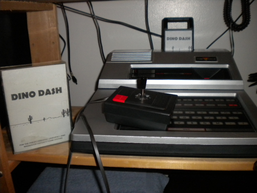 Dino Dash 426 points