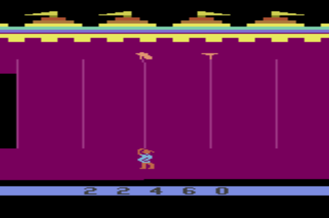 GAMES: Dishaster: Game 1 (Atari 2600) 22,460 points on 2019-12-28 21:26:26