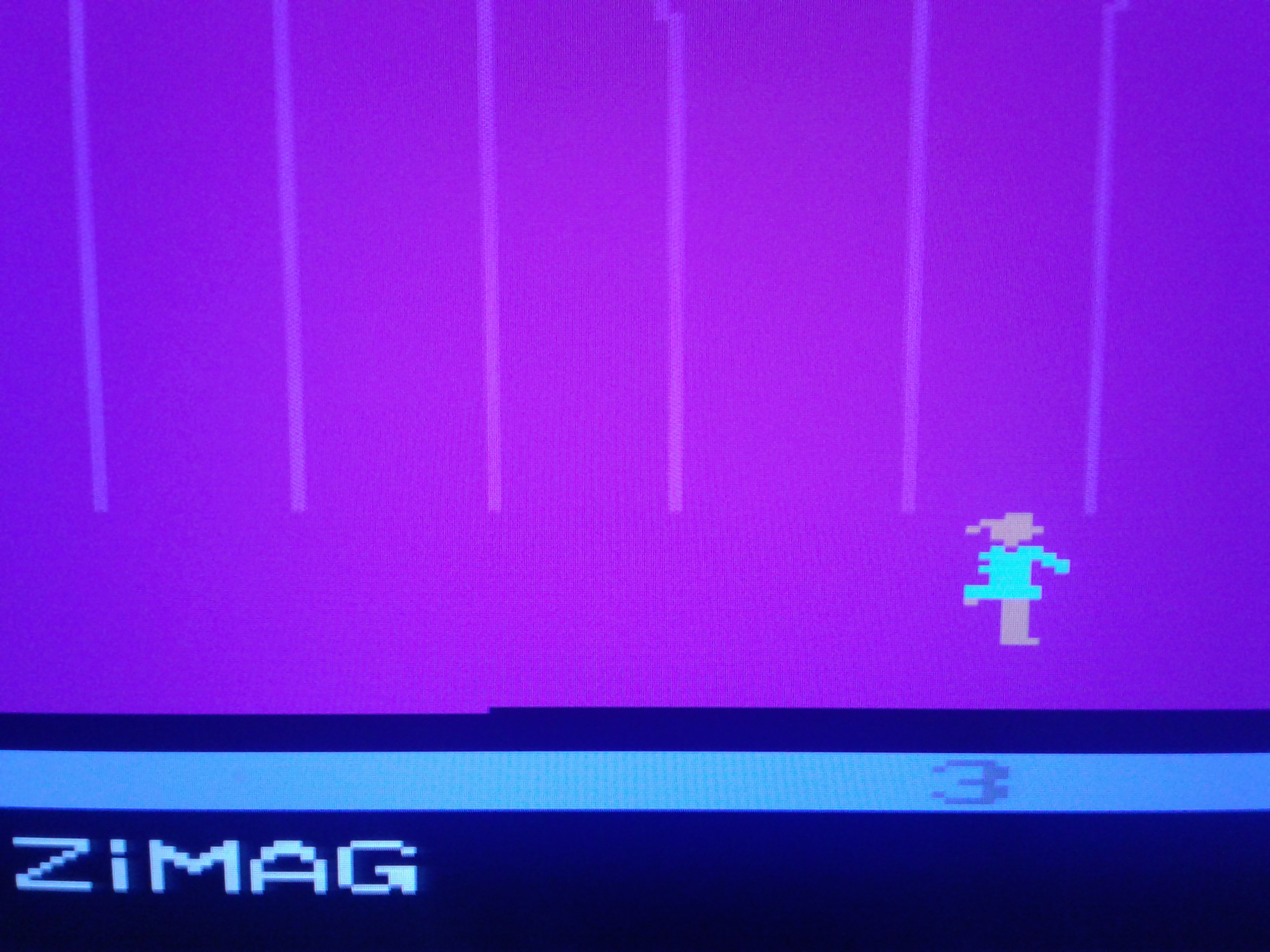 Mark: Dishaster: Game 3 (Atari 2600 Emulated) 8,550 points on 2019-02-13 03:28:27