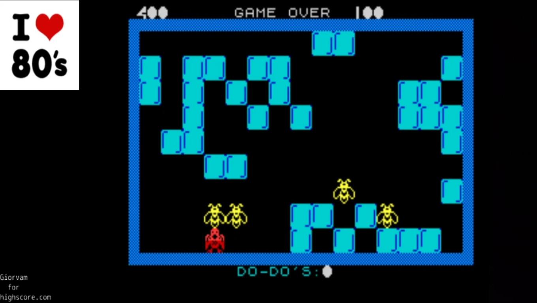 Giorvam: DoDo (ZX Spectrum Emulated) 400 points on 2020-03-05 03:41:17