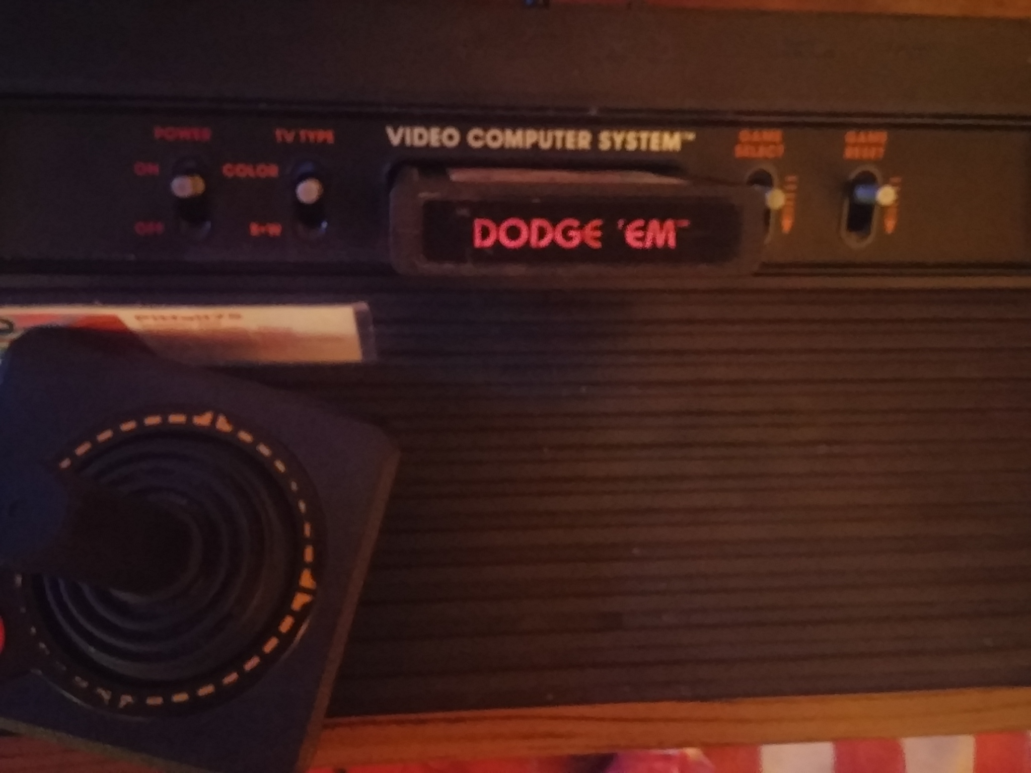 Pitfall75: Dodge