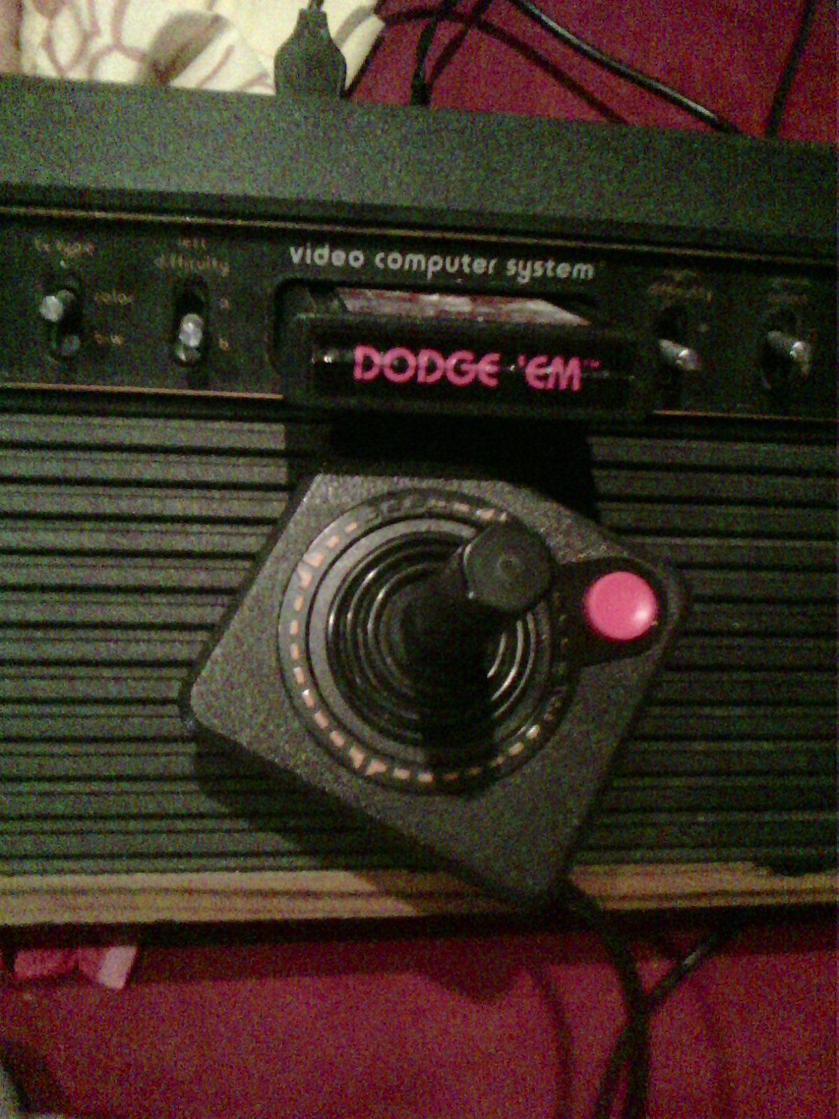 MisterVCS: Dodge