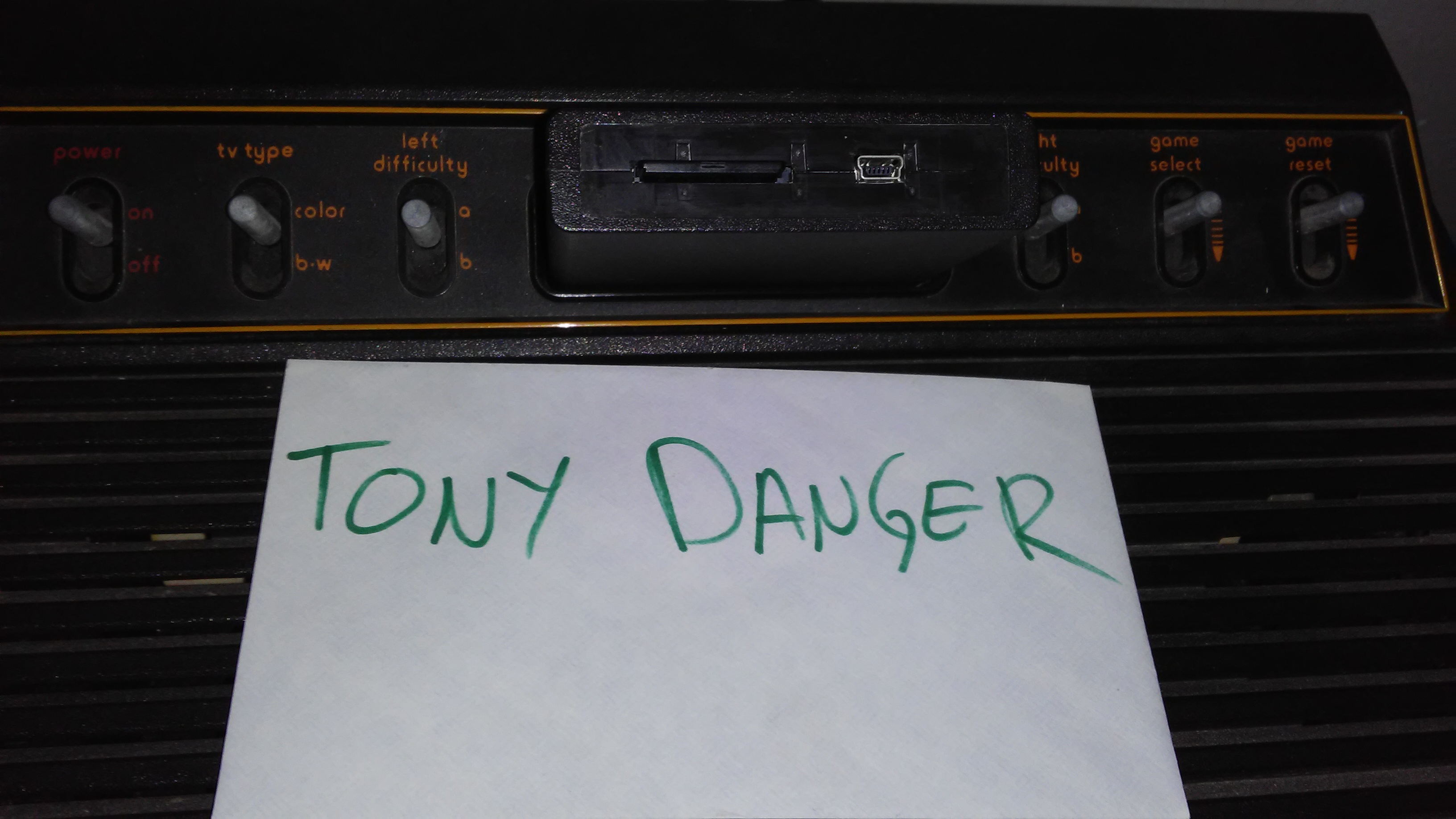 TonyDanger: Dolphin (Atari 2600 Expert/A) 136,870 points on 2016-12-20 14:44:21