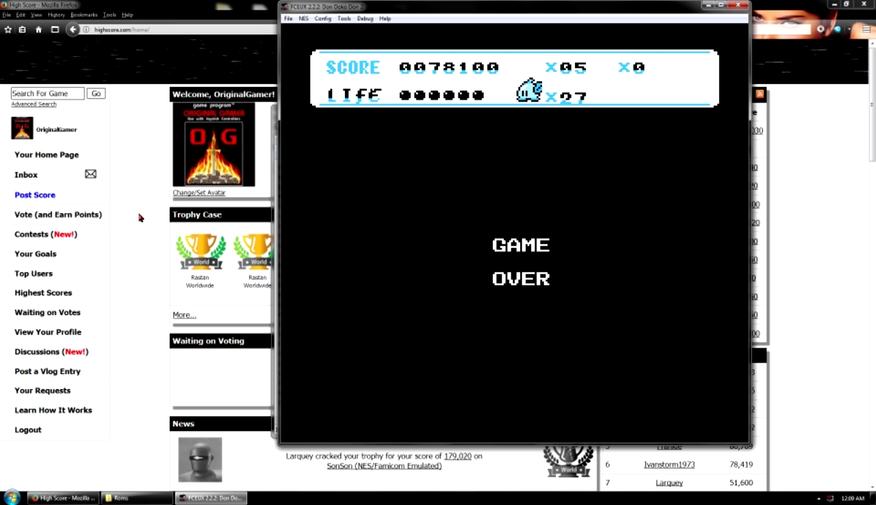 OriginalGamer: Don Doko Don II (NES/Famicom Emulated) 78,100 points on 2017-10-29 23:26:01