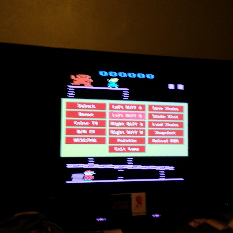 Donkey Kong 95,300 points