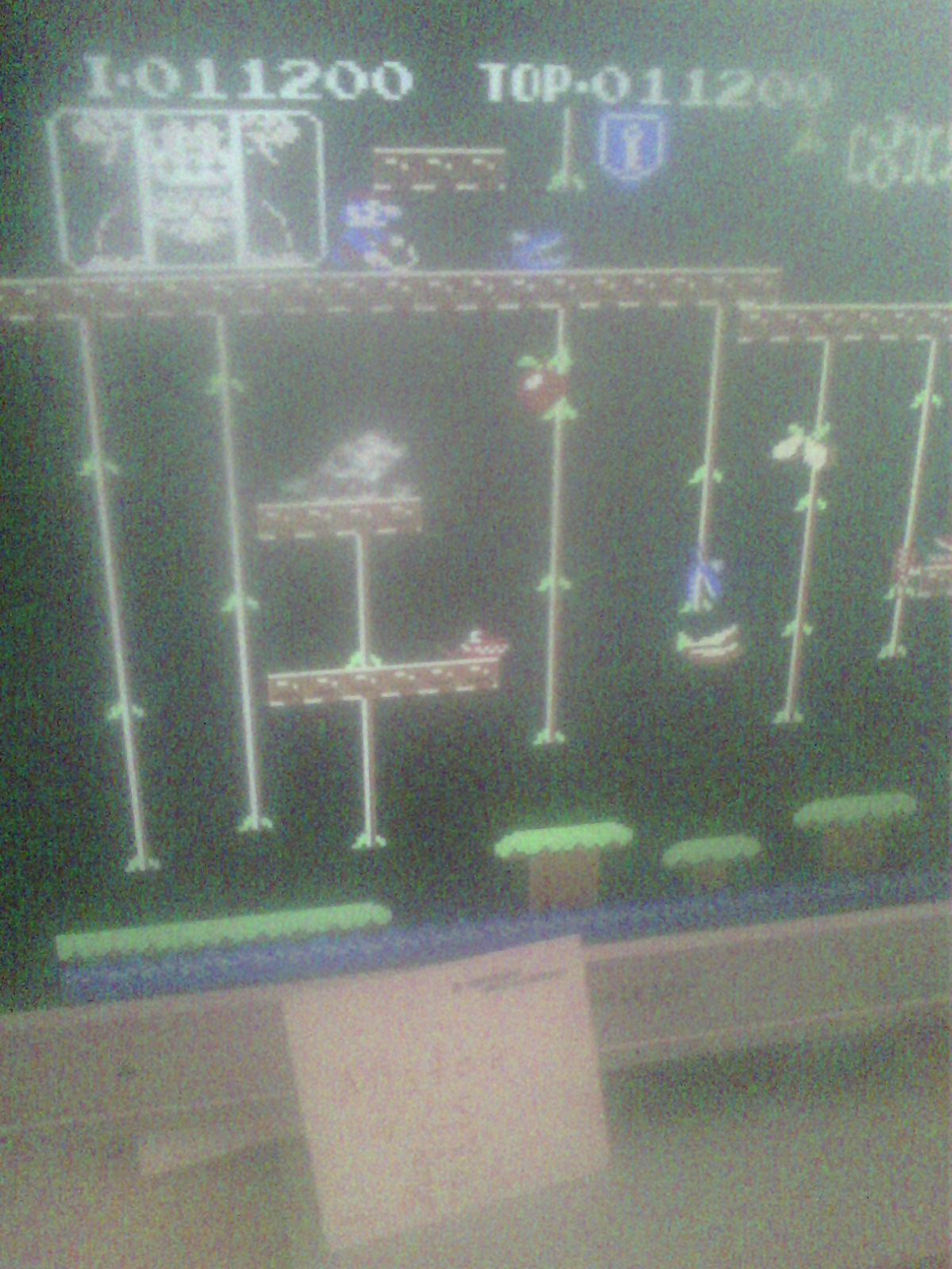 Donkey Kong Jr 11,200 points