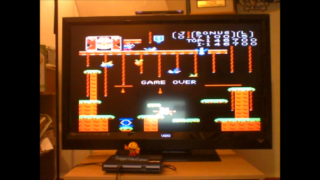 DuggerVideoGames: Donkey Kong Jr: Standard (Atari 7800 Emulated) 146,700 points on 2016-07-15 04:05:53