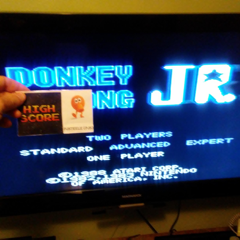 Donkey Kong Jr: Standard 26,900 points