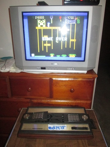 Donkey Kong Junior 48,300 points