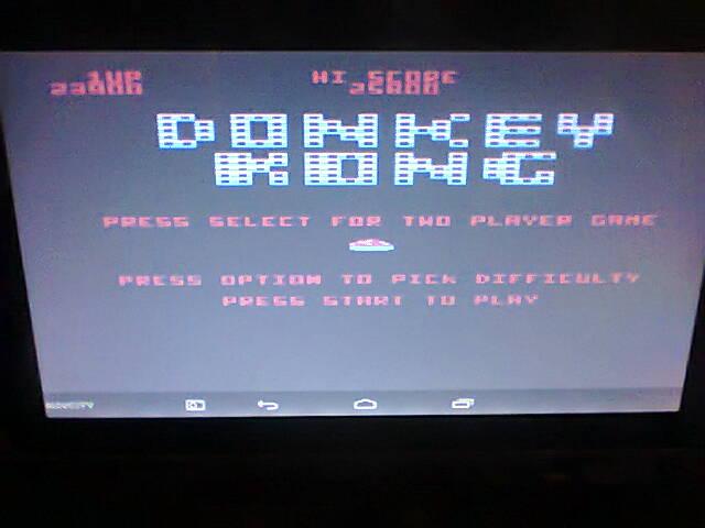 Donkey Kong [Pie Start] 23,900 points