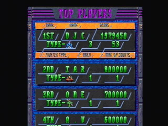 derek: Donpachi [Easy] (Playstation 1) 1,979,450 points on 2016-03-06 14:16:30