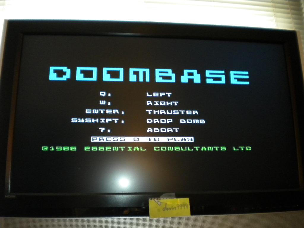 Doombase 235 points