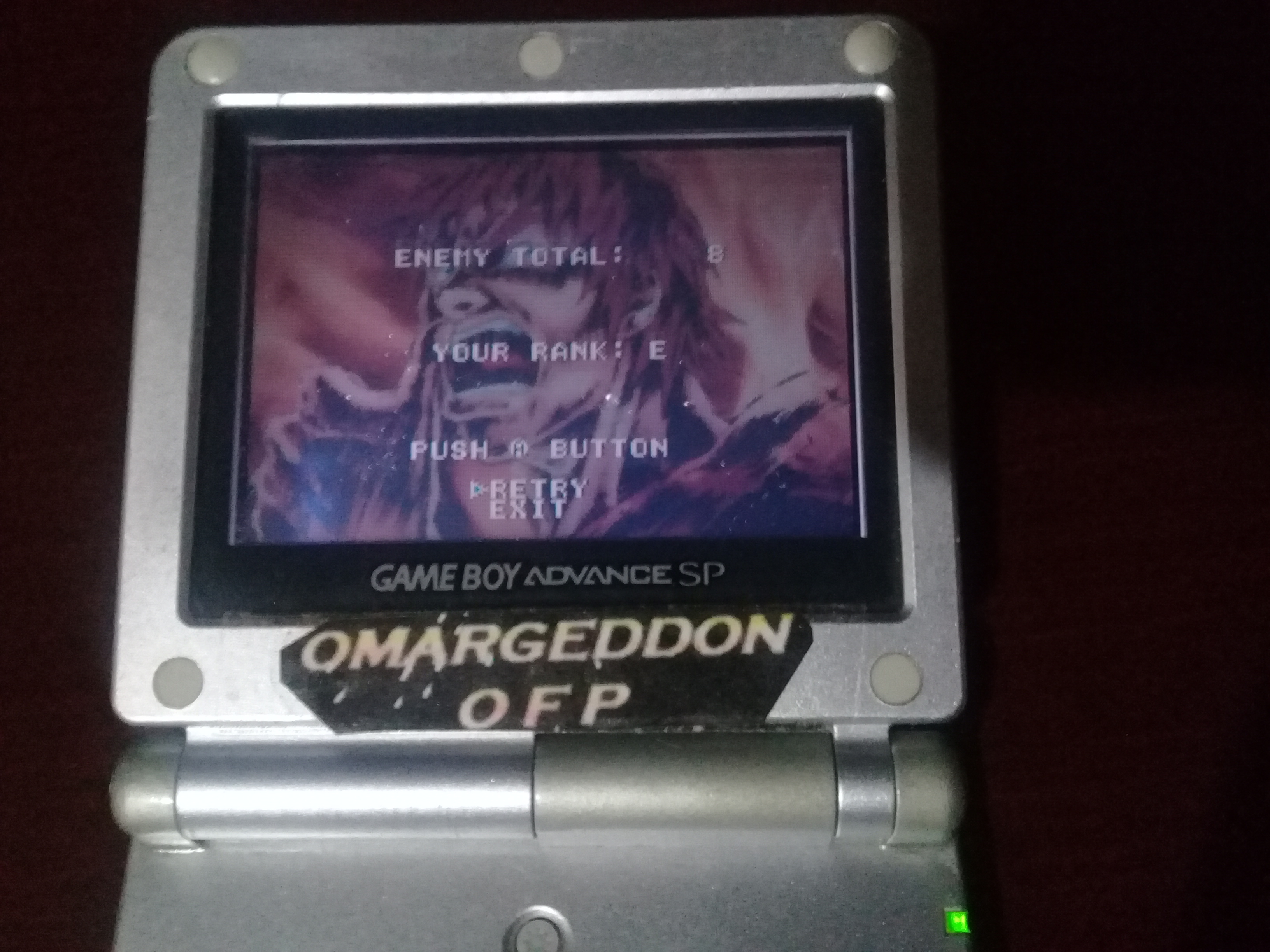 omargeddon: Double Dragon Advance [Survival Mode] (GBA) 8 points on 2019-01-13 01:05:00