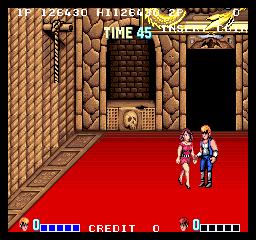 Shahbaz: Double Dragon (Arcade Emulated / M.A.M.E.) 126,430 points on 2015-10-19 08:35:04