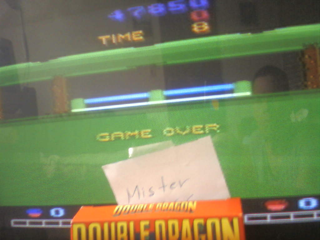 Double Dragon 47,850 points