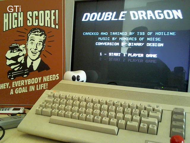 GTibel: Double Dragon (Commodore 64) 4,490 points on 2016-11-24 07:15:14