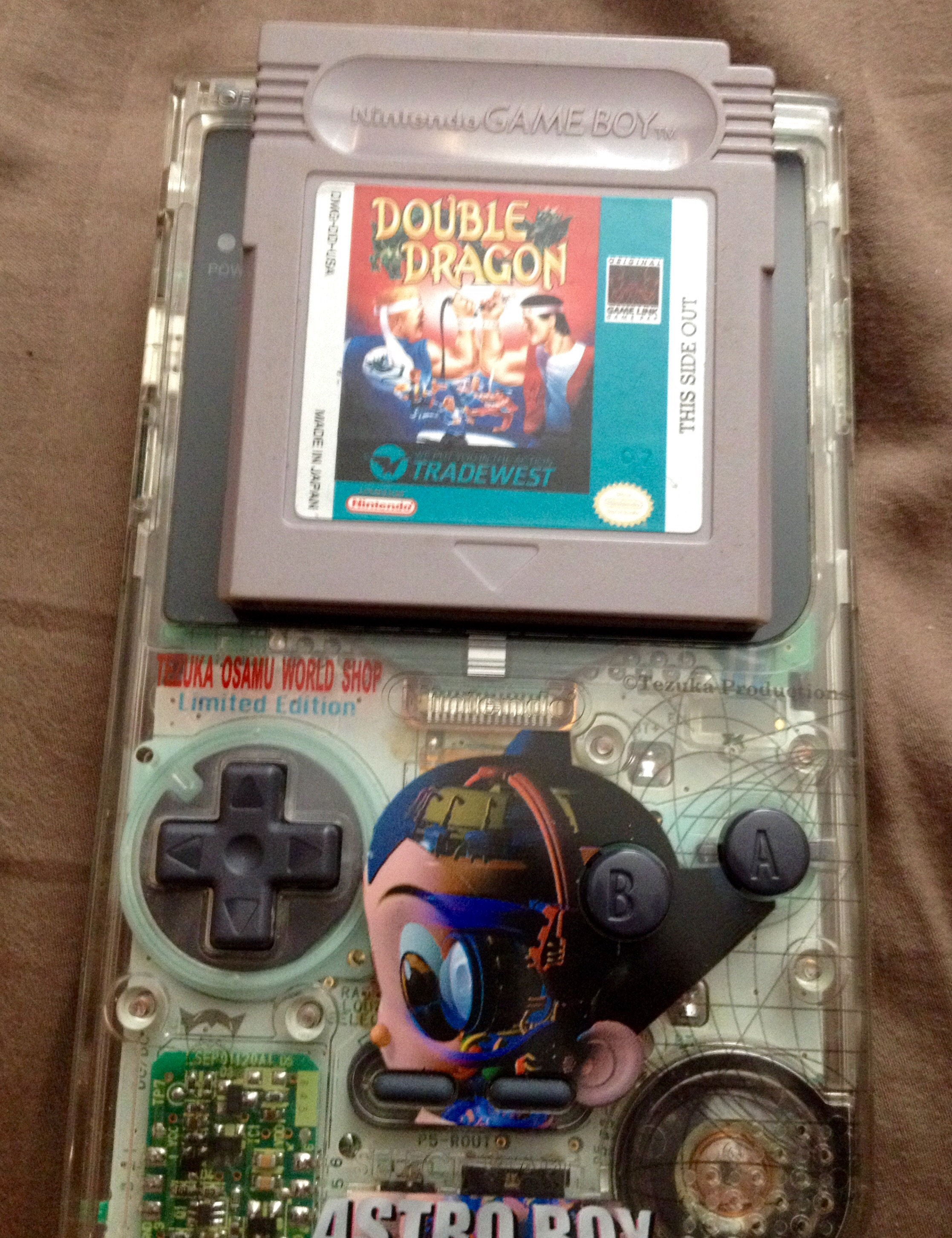 Double Dragon 84,870 points