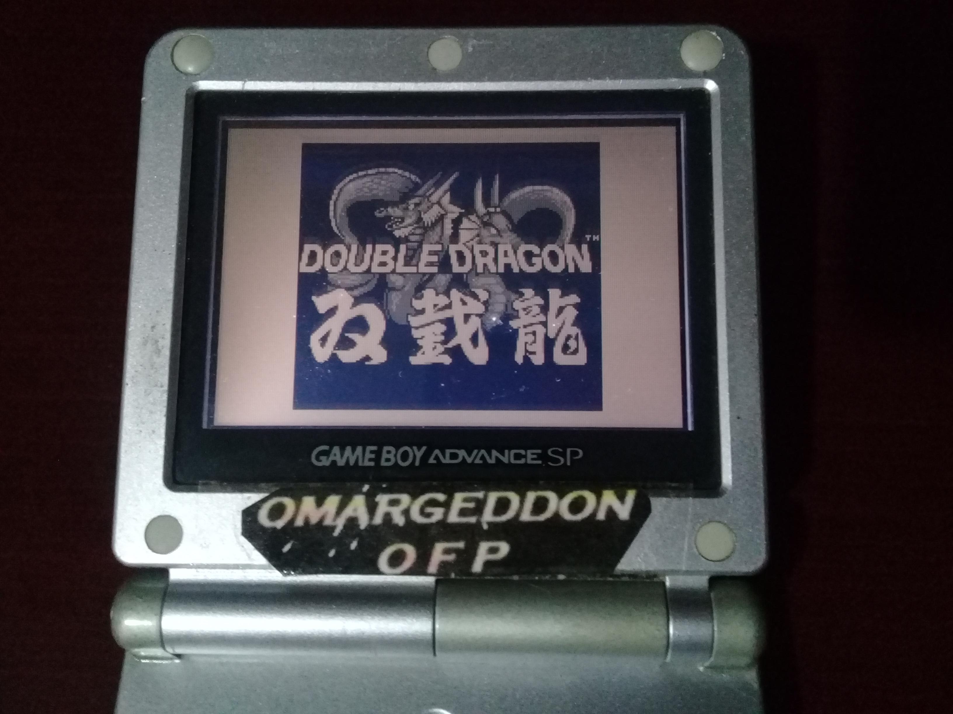 omargeddon: Double Dragon (Game Boy) 19,170 points on 2019-01-12 16:38:53
