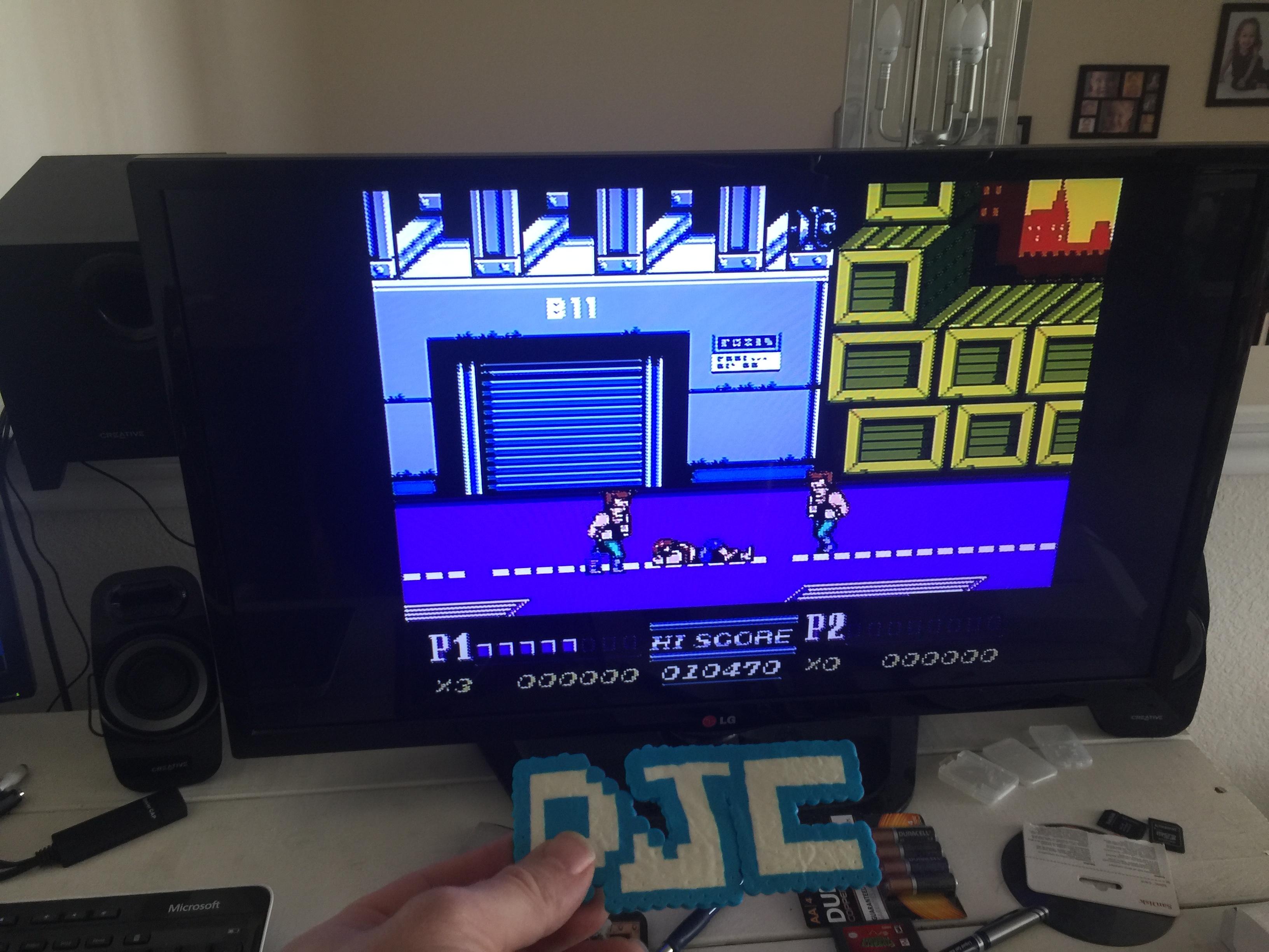 derek: Double Dragon II (NES/Famicom) 10,470 points on 2017-01-29 14:42:10