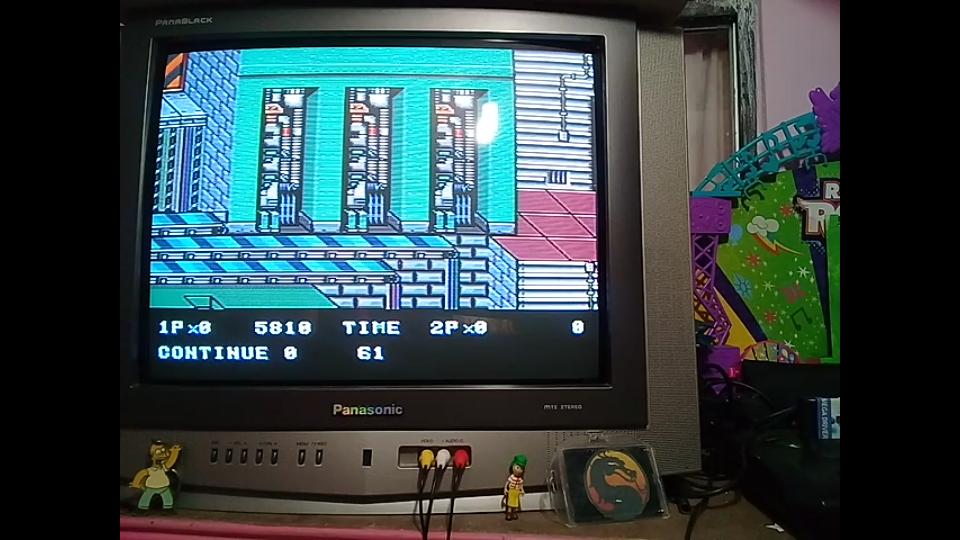 omargeddon: Double Dragon II: The Revenge [Normal] (Sega Genesis / MegaDrive) 5,810 points on 2019-01-28 12:51:11