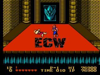 ecworiginal: Double Dragon (NES/Famicom Emulated) 76,900 points on 2016-03-30 09:25:23