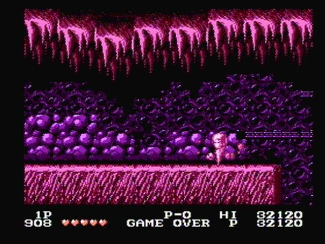 derek: Double Dragon (NES/Famicom) 32,120 points on 2016-08-05 19:55:18
