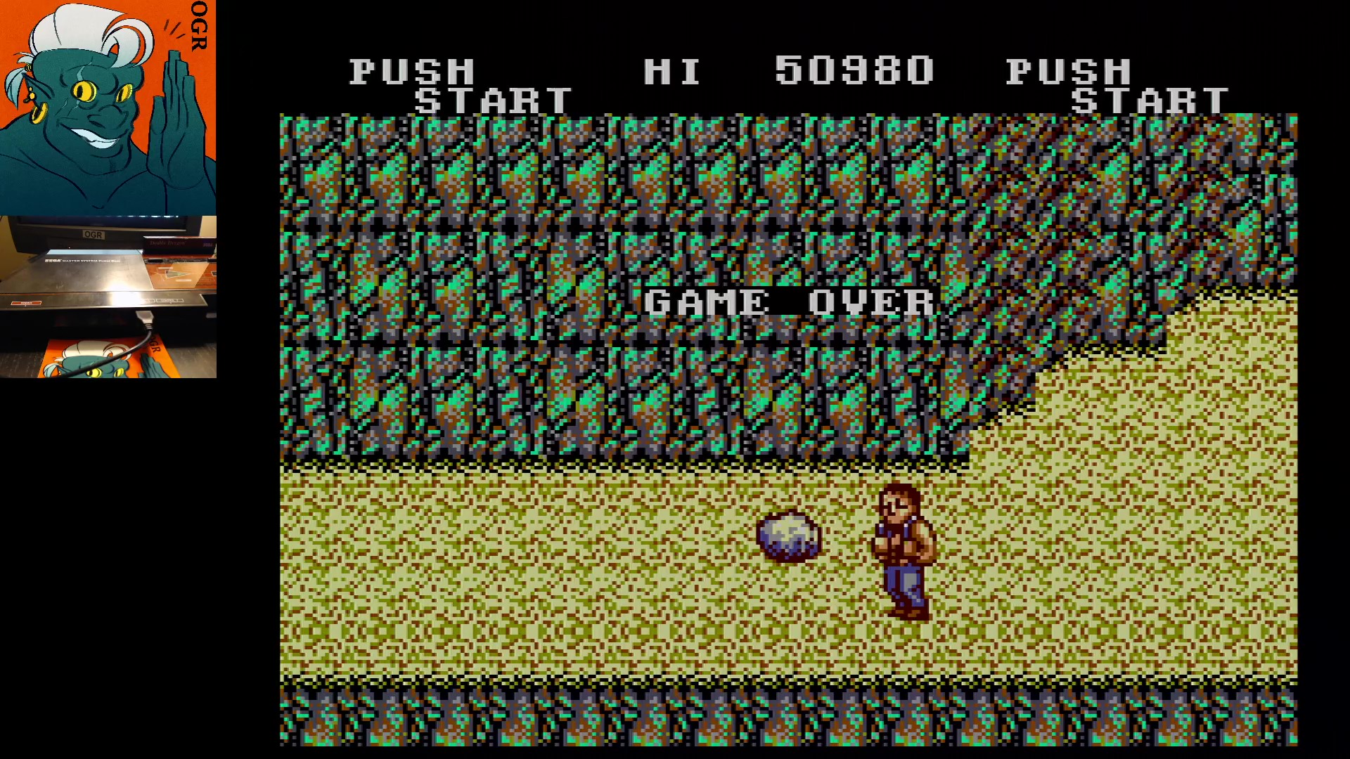 AwesomeOgre: Double Dragon (Sega Master System) 50,980 points on 2020-01-21 10:44:52