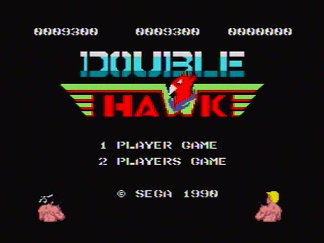derek: Double Hawk [Easy] (Sega Master System) 9,300 points on 2016-09-06 19:50:45