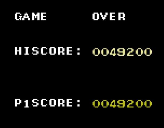 LuigiRuffolo: Double Strike (NES/Famicom Emulated) 49,200 points on 2020-12-25 03:40:56