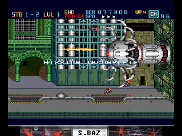 S.BAZ: Download (TurboGrafx-16/PC Engine Emulated) 77,300 points on 2016-09-28 01:53:28