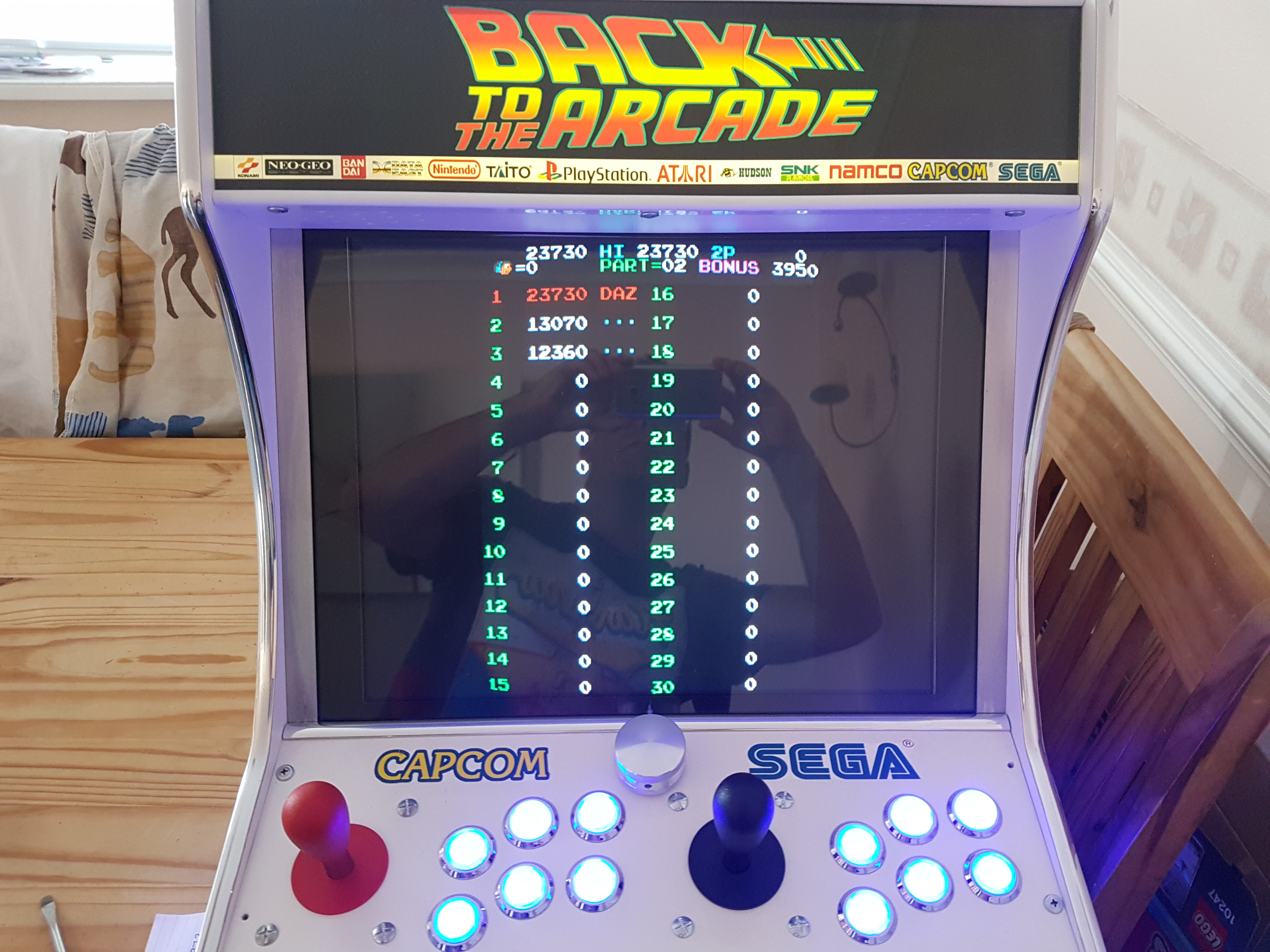 Ivanstorm1973: Dr. Micro (Arcade Emulated / M.A.M.E.) 23,730 points on 2017-07-29 12:07:04