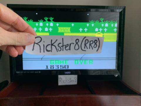 Rickster8: Dracula (Intellivision Emulated) 18,350 points on 2020-10-25 16:55:47
