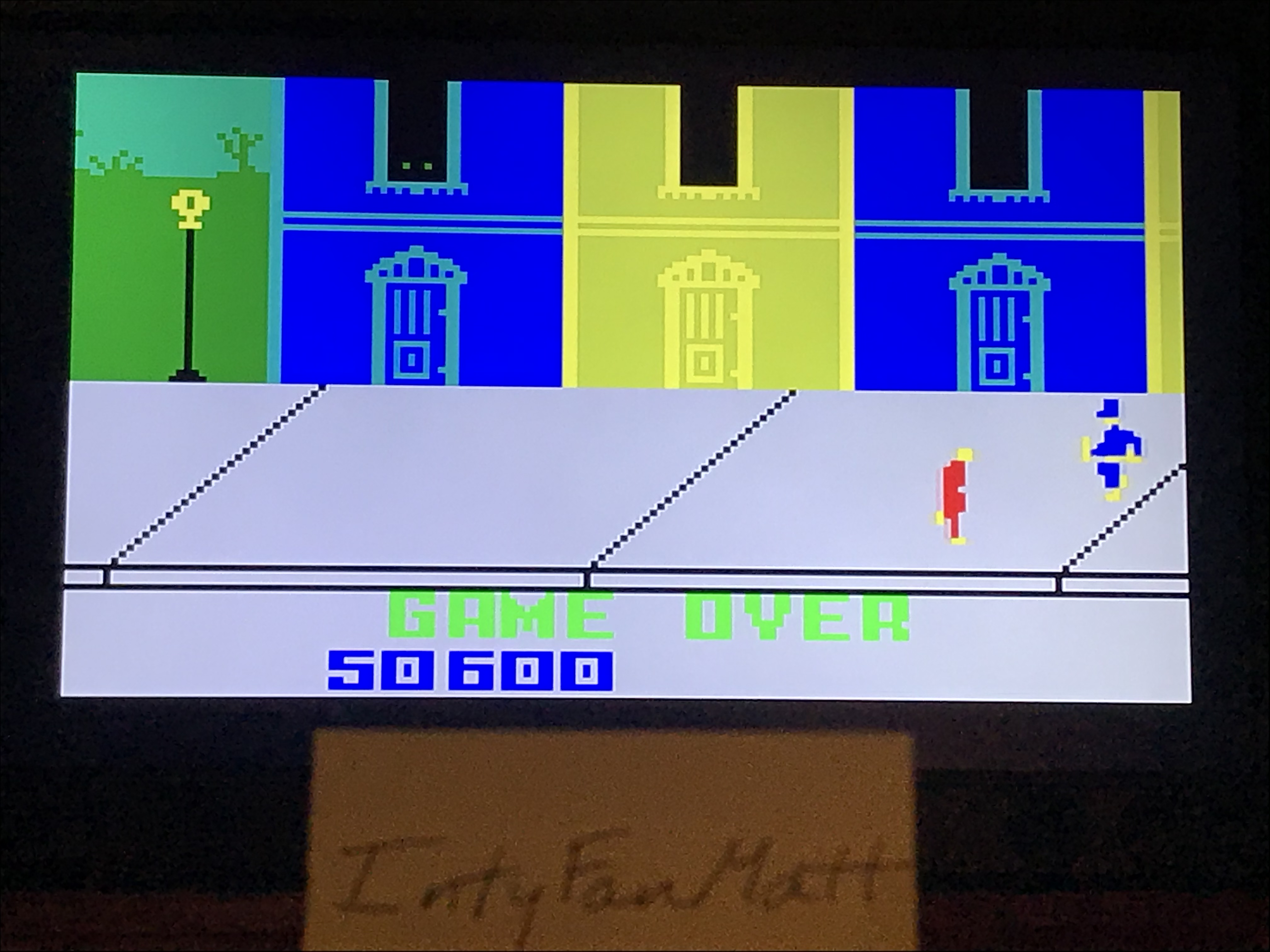 IntyFanMatt: Dracula [Medium] (Intellivision) 50,600 points on 2020-10-27 21:58:12