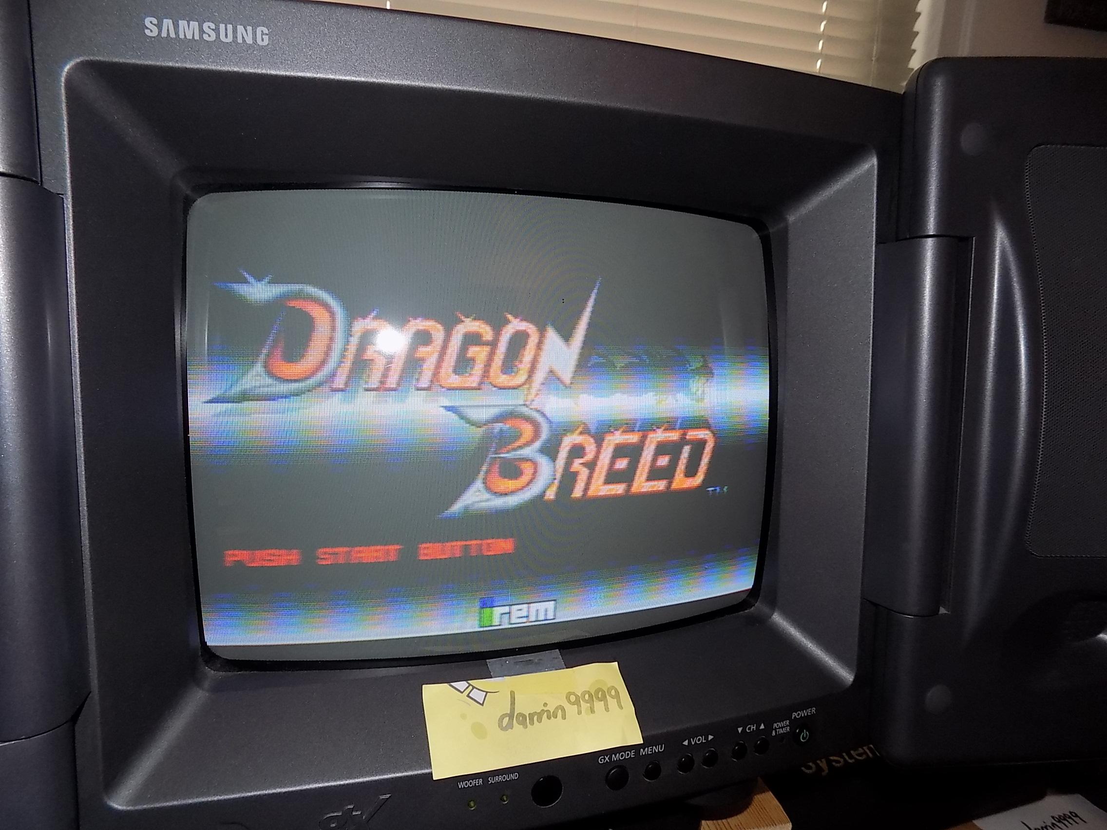 darrin9999: Dragon Breed (Atari Jaguar) 21,300 points on 2018-05-12 13:11:00