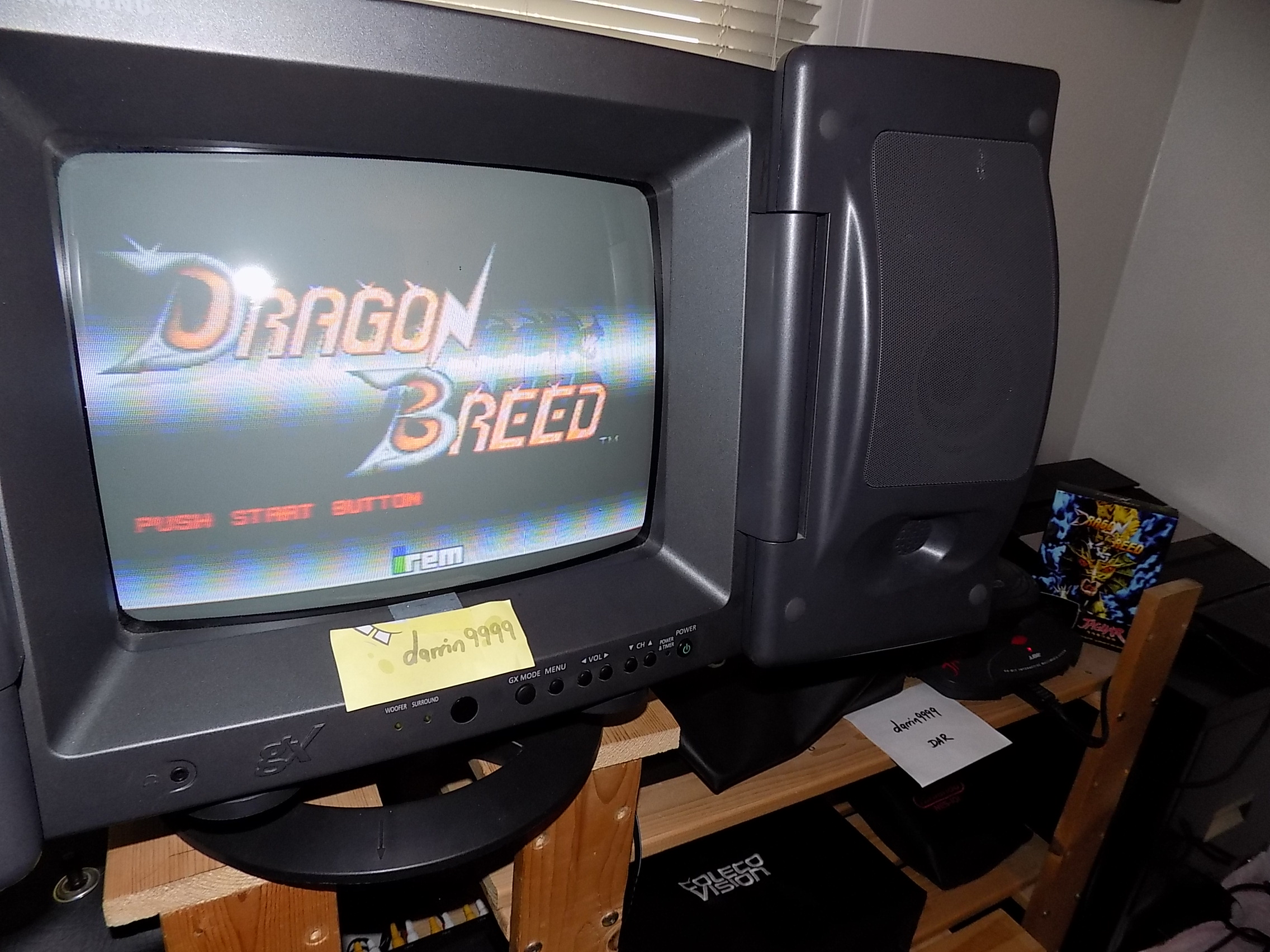 darrin9999: Dragon Breed (Atari Jaguar) 159,520 points on 2018-08-21 19:08:09
