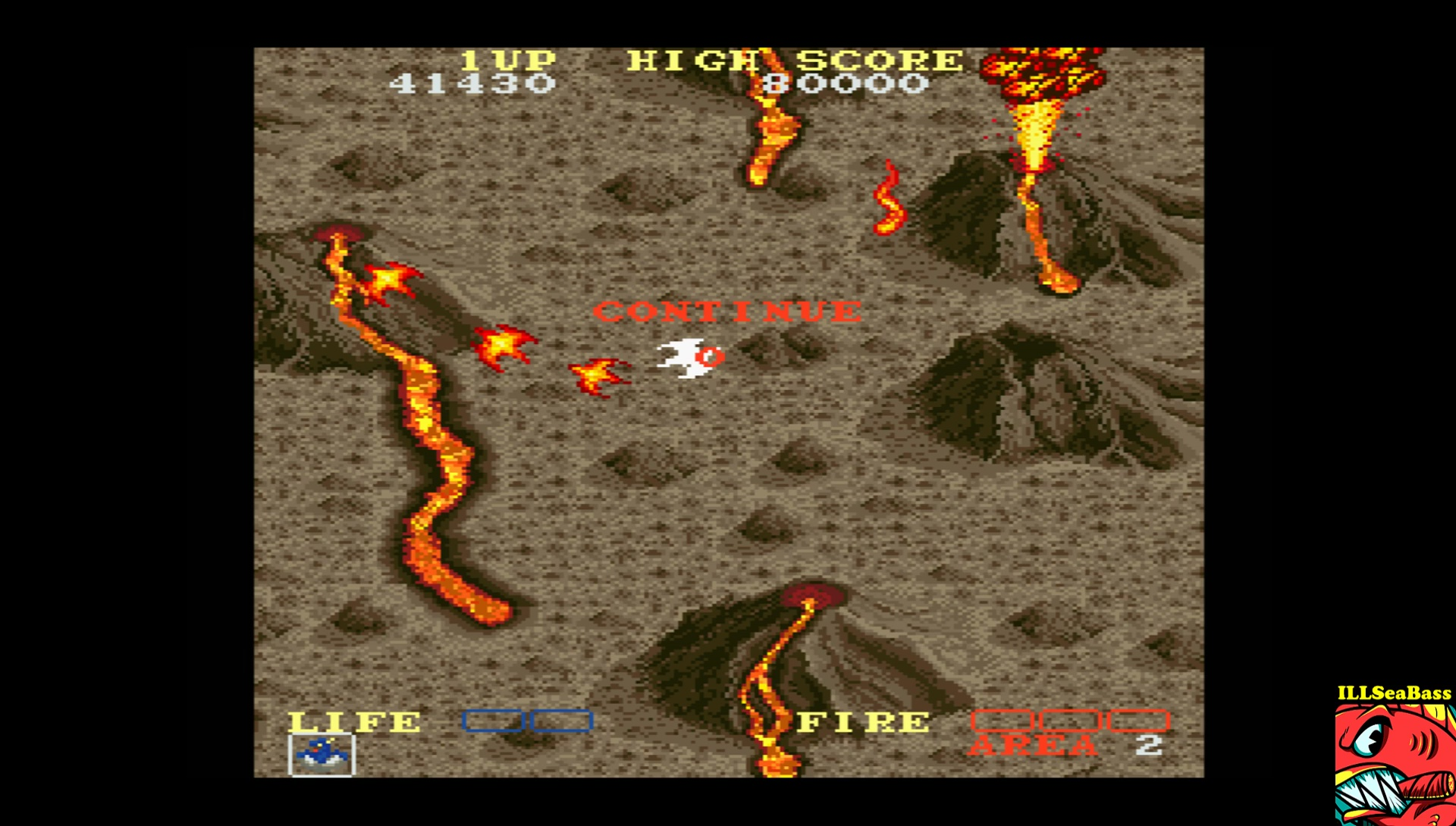ILLSeaBass: Dragon Spirit (Sharp X68000 Emulated) 41,430 points on 2017-06-25 22:00:29