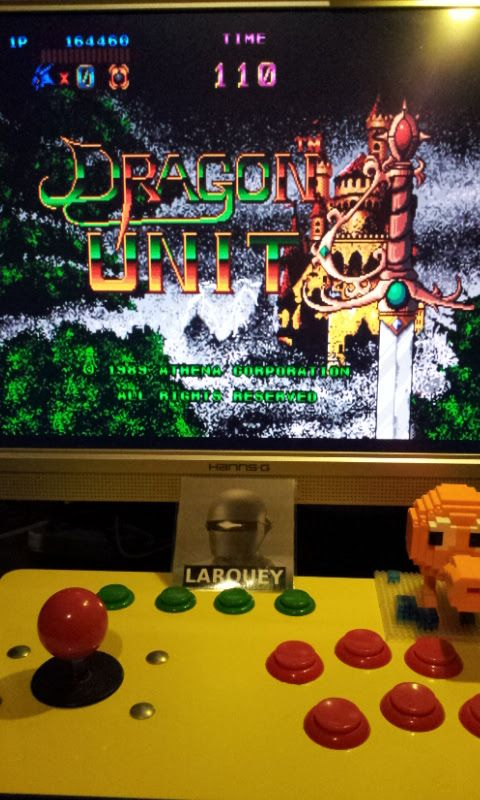 Dragon Unit / Castle of Dragon [drgnunit] 164,460 points